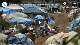 Watch the homelessness town hall