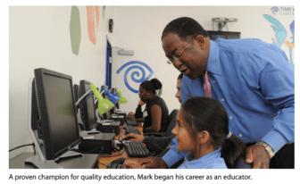 Began as educator