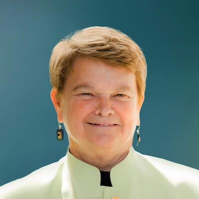 County Supervisor Sheila Kuehl