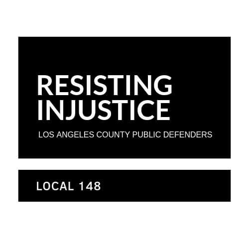 Los Angeles County Public Defenders, Local 148